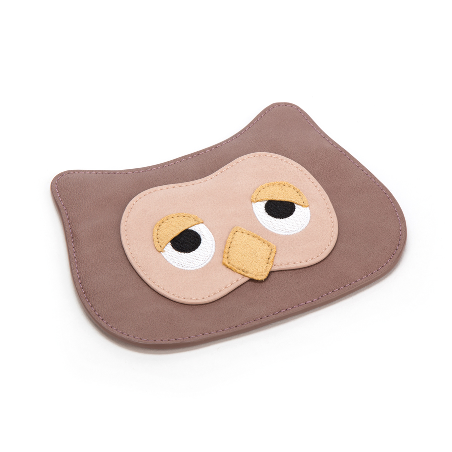 Don't Give a Hoot Coin Purse