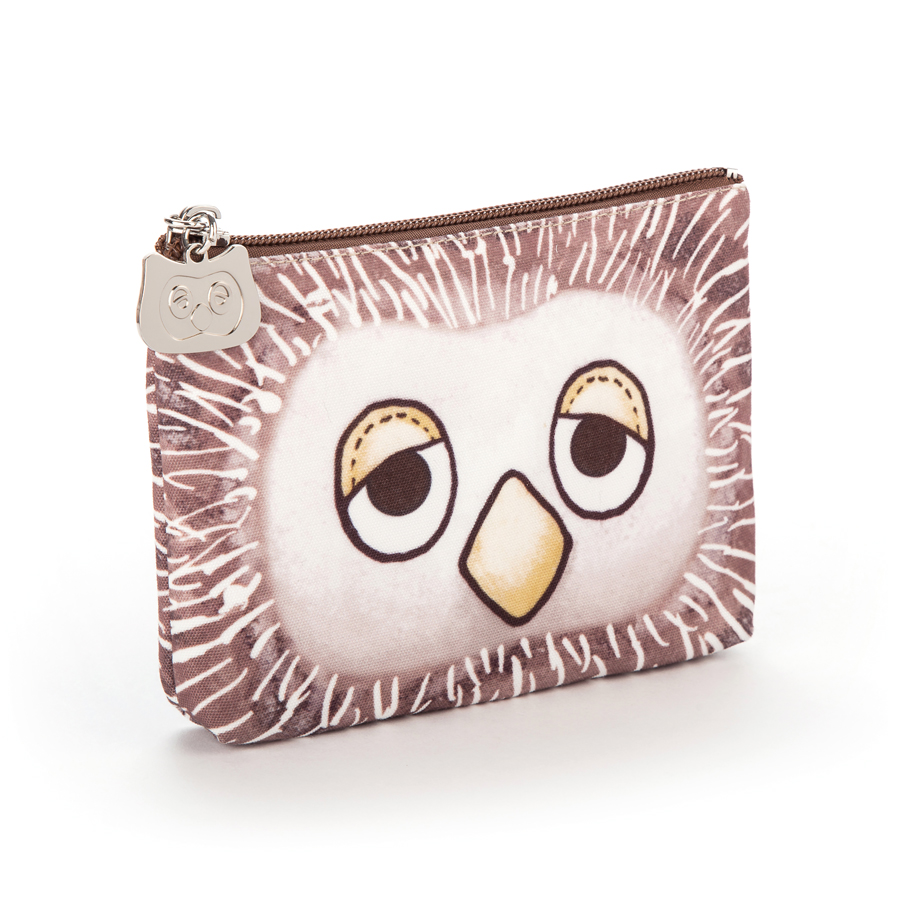 Don't Give a Hoot Pouch