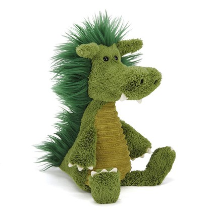 Dudley Dragon Soft Toy