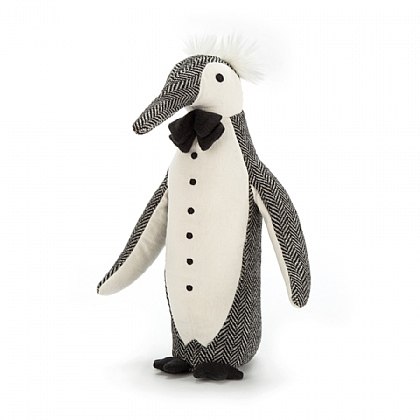 Elegantissima Penguin Soft Toy