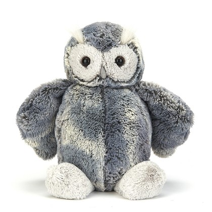 Forest Folk Oak Owl Soft Toy