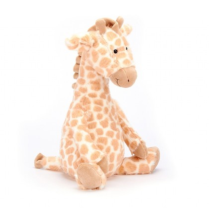 Fluffles Giraffe Soft Toy