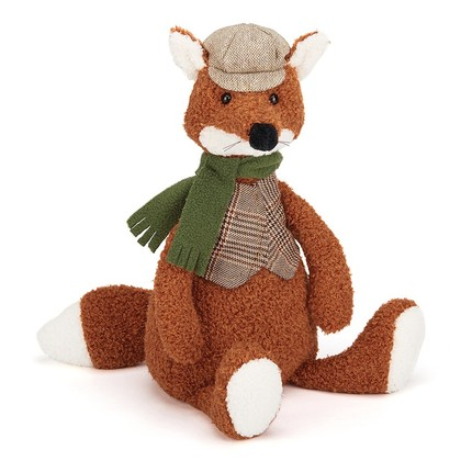 Freddie Fox Soft Toy