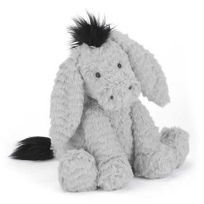 Fuddlewuddle Donkey Soft Toy