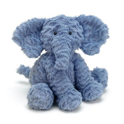 Fuddlewuddle Elephant Soft Toy