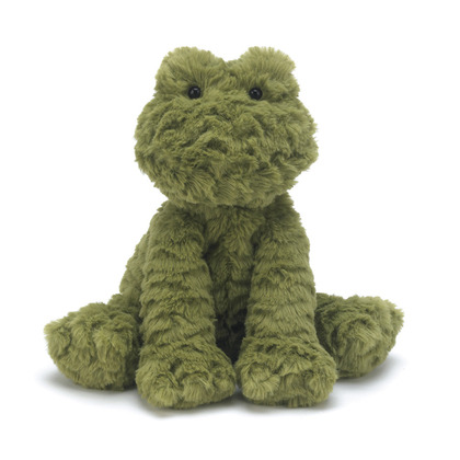 Fuddlewuddle Frog Soft Toy
