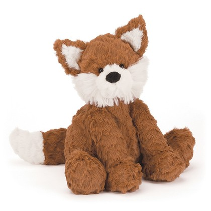 Fuddlewuddle Fox Cub Soft Toy