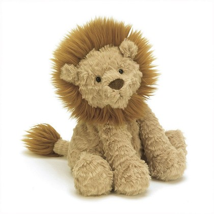 Fuddlewuddle Lion Soft Toy