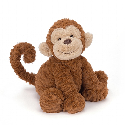 Fuddlewuddle Monkey Soft Toy