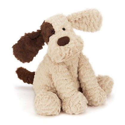 Fuddlewuddle Patch Puppy Soft Toy