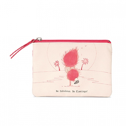 Flaunt Your Feathers Pouch