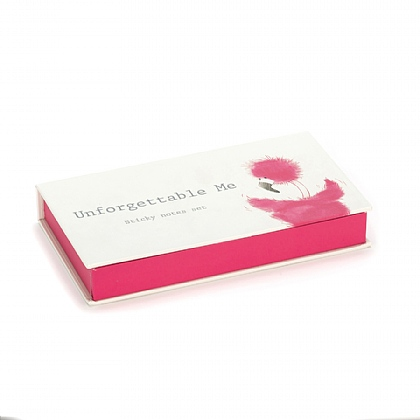 Flaunt Your Feathers Sticky Notes