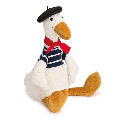 Gaston Duck Soft Toy