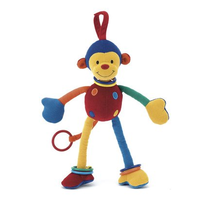 Hoopy Harlequin Monkey