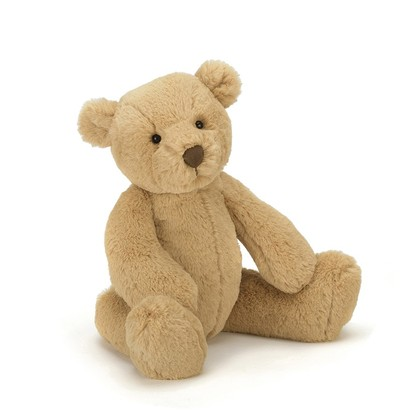 Butterscotch Bear Soft Toy