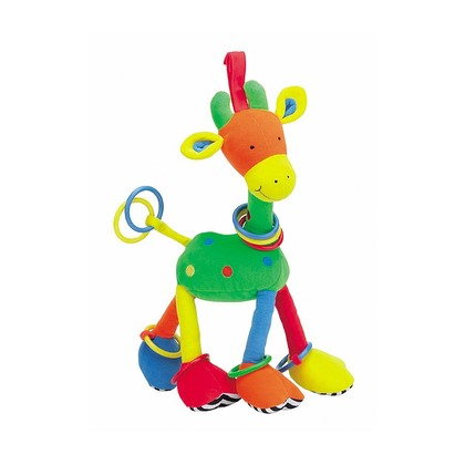 Hoopy Loopy Giraffe Pram Toy