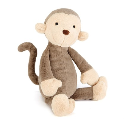 Hushbie Monkey Soft Toy