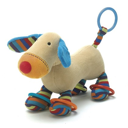 Jazzie Puppy Activity Toy
