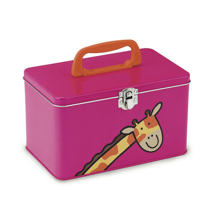 Giraffe Keepsake Tin