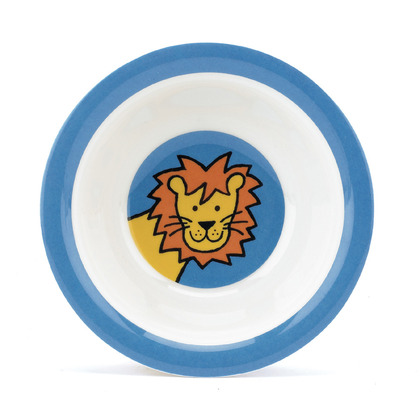 Jelly Lion Melamine Bowl