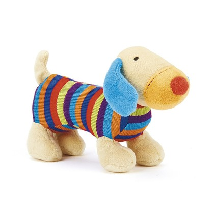 Jazzie Puppy Squeaker Toy