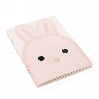 Kutie Pops Bunny  A5 Note Book
