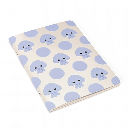 Kutie Pops Jellyfish A5 Note Book
