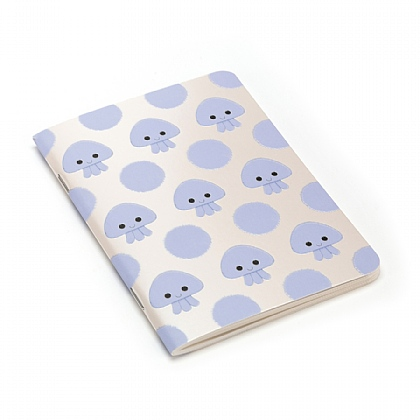 Kutie Pops Jellyfish A6 Note Book