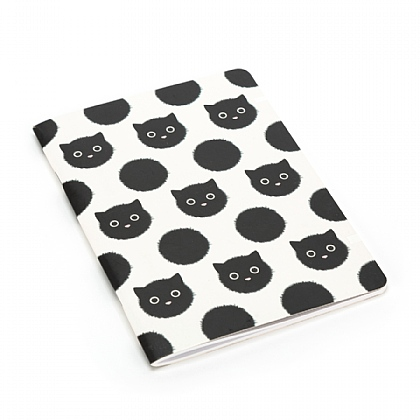 Kutie Pops Kitty A5 Note Book