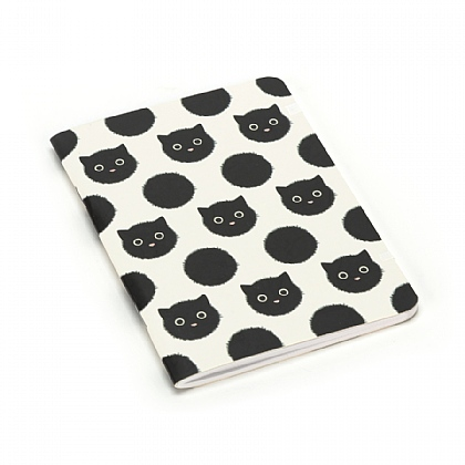 Kutie Pops Kitty A6 Note Book