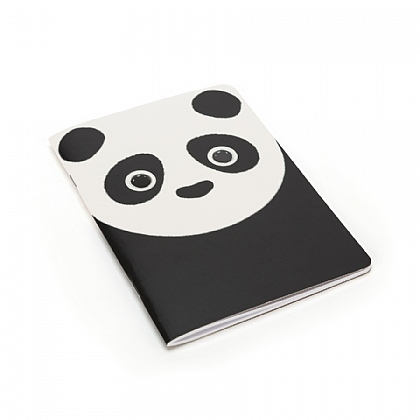 Kutie Pops Panda A5 Note Book