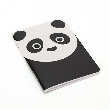 Kutie Pops Panda  A6 Note Book
