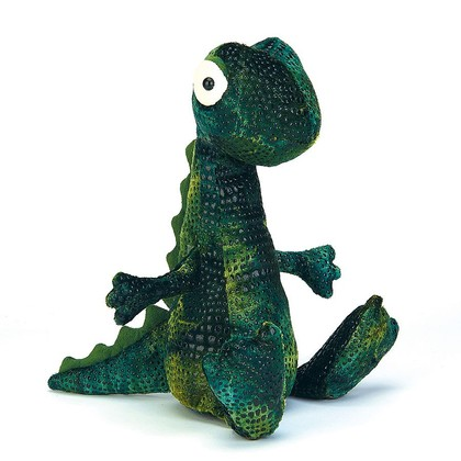 Larry Lizard Soft Toy
