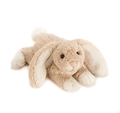 Loppy Oatmeal Bunny Soft Toy