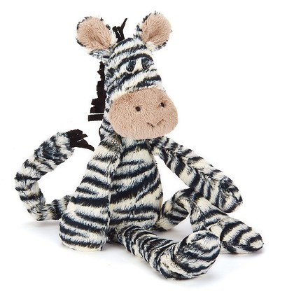 Merryday Zebra Soft Toy