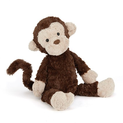 Mumble Monkey Soft Toy