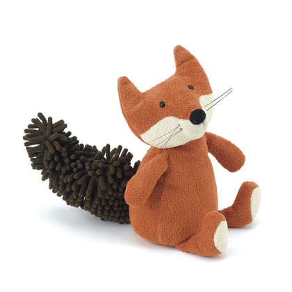 Noodle Fox Soft Toy