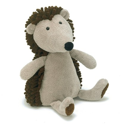 Noodle Hedgehog Soft Toy