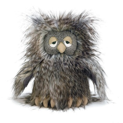 Orlando Owl Soft Toy