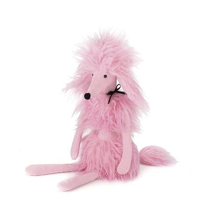 Paris Poodle Soft Toy