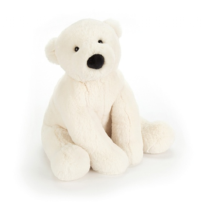 Perry Polar Bear Soft Toy