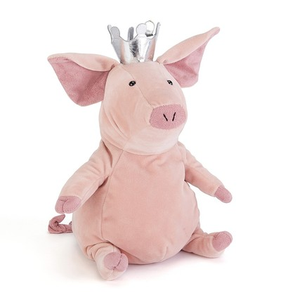 Petronella the Pig Princess Soft Toy