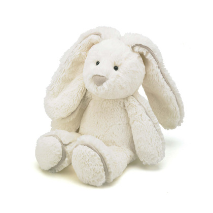 Piper Cream Bunny Soft Toy