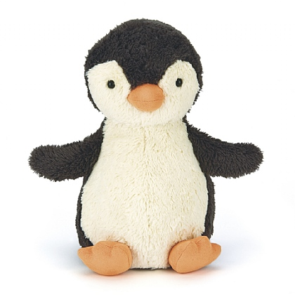 Peanut Penguin Soft Toy
