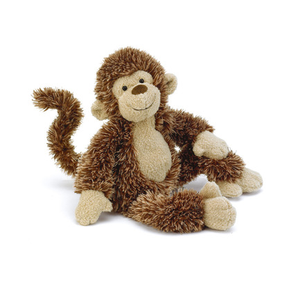 Pootlie Monkey Soft Toy