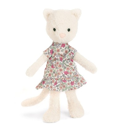 Posy Clover Kitten Soft Toy
