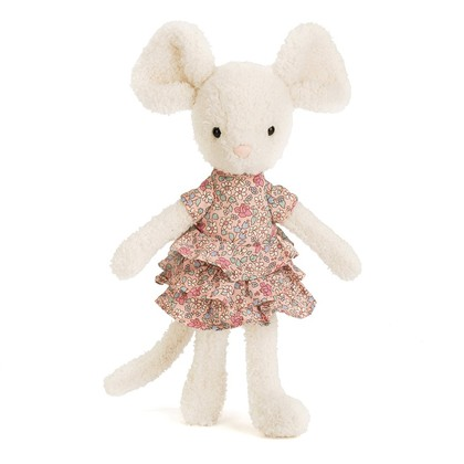 Posy Myrtle Mouse Soft Toy