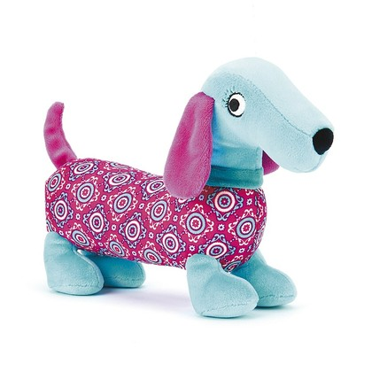 Pretty Puppy Chime Toy
