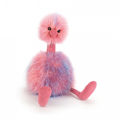 Pompom Candy Floss Soft Toy