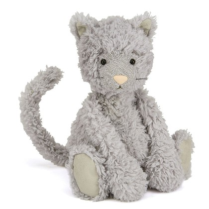 Raggedy Kitten Soft Toy